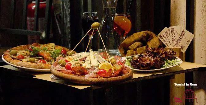 Restaurants in Rom zu Weihnachten und Silvester