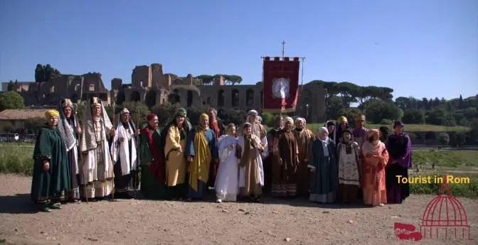 Rome Birthday Rom Geburtstag Natale di Roma