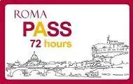 Roma Pass 72
