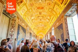 Buche jetzt die Vatikantour mit direktem Durchgang zum Petersdom