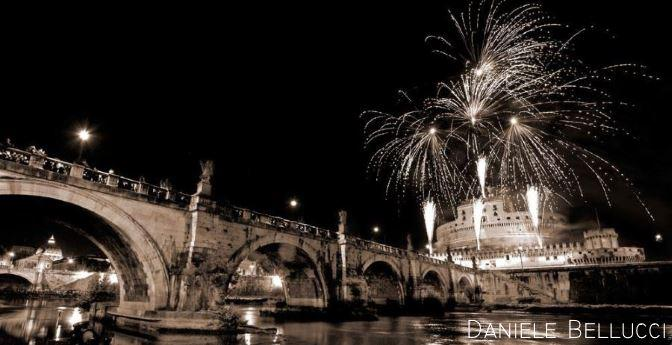 Rome New Year's Eve Rom Silvester