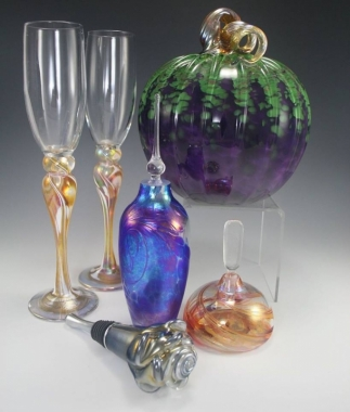Rosetree Blown Glass Studio and Gallery