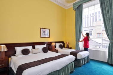 All Anchor Dublin  B&B Bedrooms are cleaned on each morning of your stay