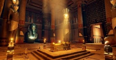 Virtual Reality egypt