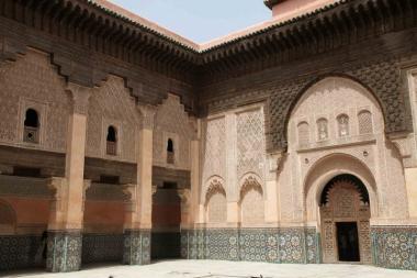 Mosque Hassan 2 Casablanca