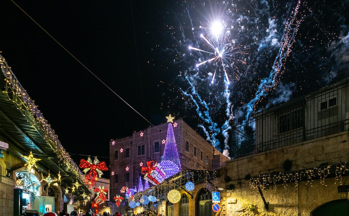 Christmas In Bethlehem And Jerusalem 2 Day Tour