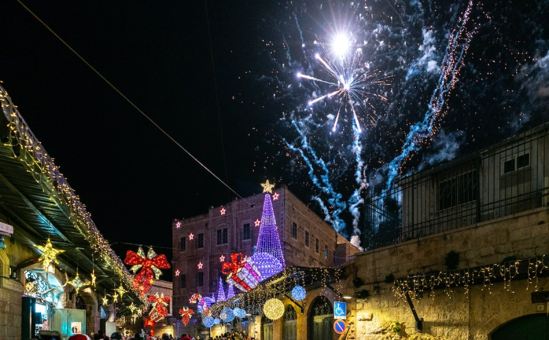 Christmas In Bethlehem And Jerusalem 2 Day Tour
