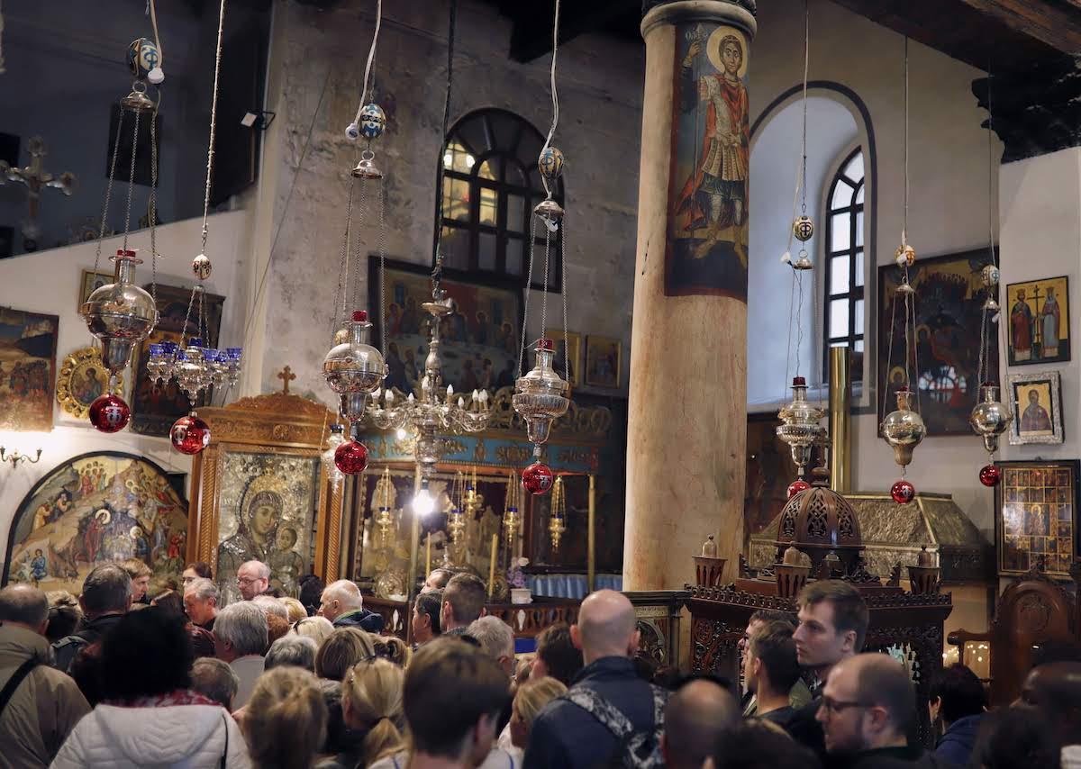 Christmas Eve In Bethlehem (and Jerusalem) Tour - Midnight Mass