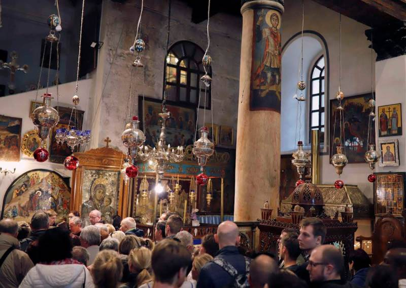 Christmas In Nazareth, Jerusalem, And Bethlehem - 2 Days