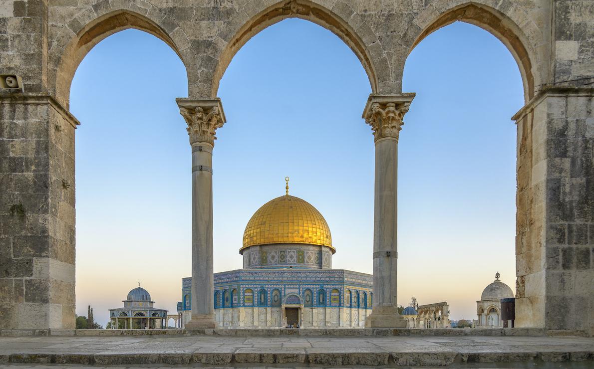 Jerusalem And Bethlehem Tour From Aqaba - 1 Day