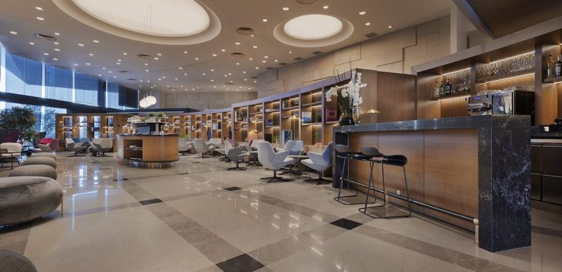 Vip Private Terminal At Ben Gurion Airport