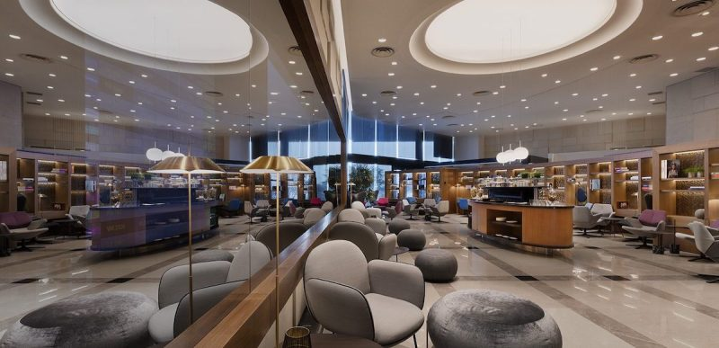 Vip Private Terminal At Ben Gurion Airport1