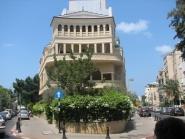 The Pagoda House is a Tel Aviv landmark