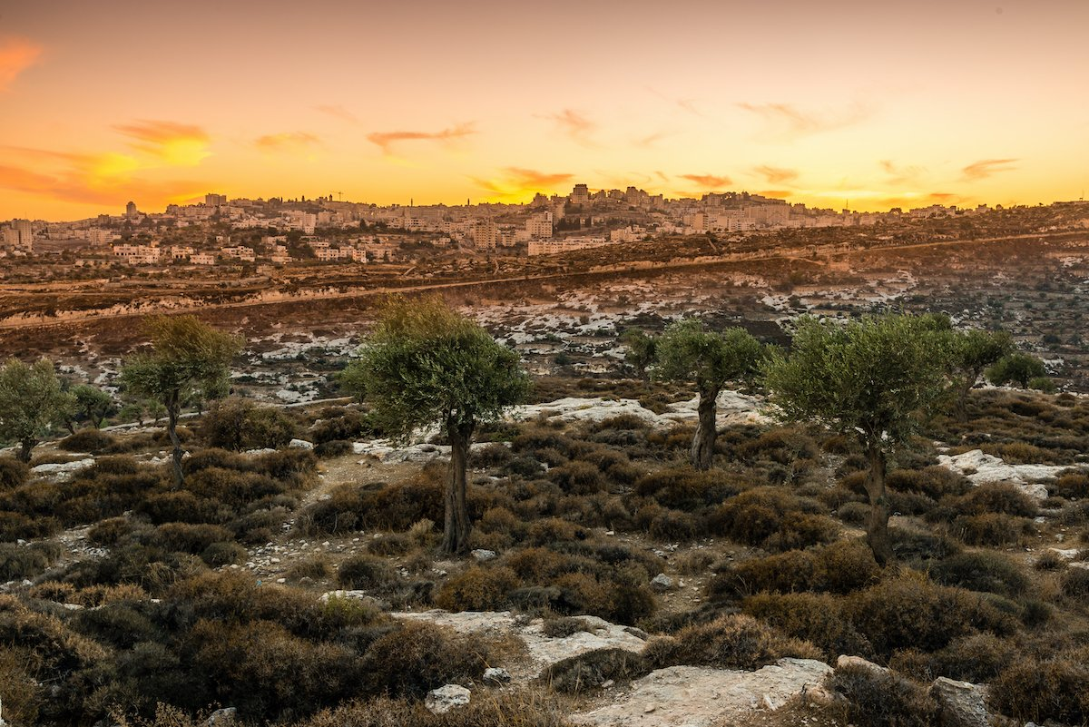 Jerusalem To Bethlehem Shuttle Private Transfer