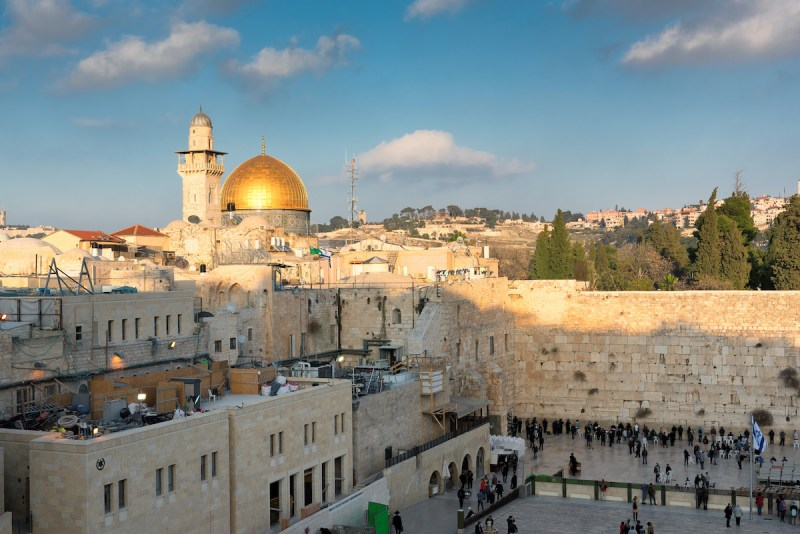 Jerusalem And Dead Sea Shore Excursion Tour From Haifa Port4