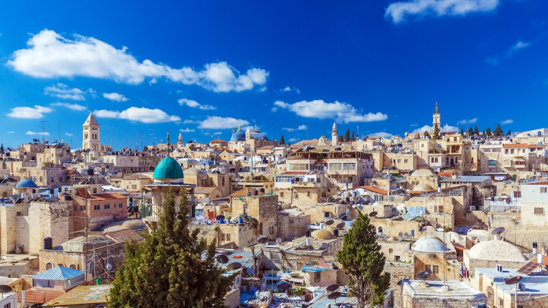 Jerusalem And Dead Sea Shore Excursion Tour From Haifa Port7