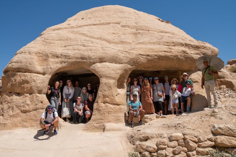 Petra Shore Excursion Tour From Aqaba Port2
