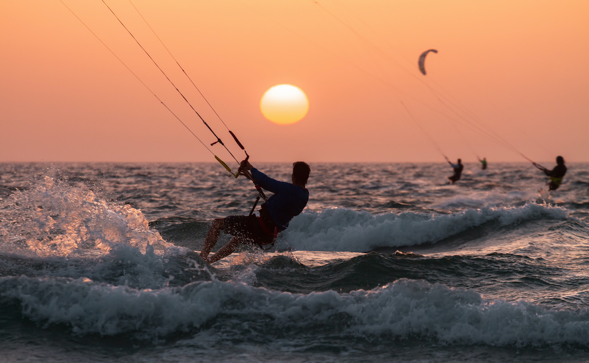 Full Day Private Kitesurfing Course In Israel3