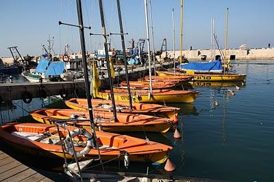 The Old Port Of Jaffa. Credit Samy D.