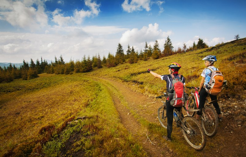 Biking And Hiking Tour In The Judean Hills