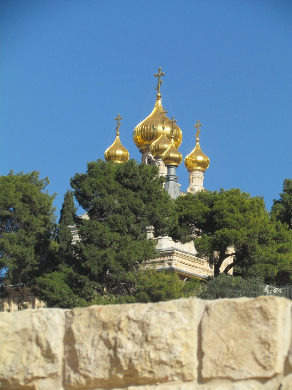 Backpacking in Israel