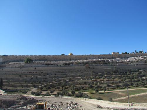 JerusalemOldCityWalls - Archaeological Sites in Israel
