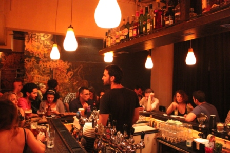 Tel Aviv's nightlife is renowned but its hidden bars are what are really special