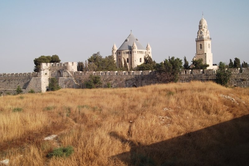 Ramparts Walk - In The Armenian Quarter