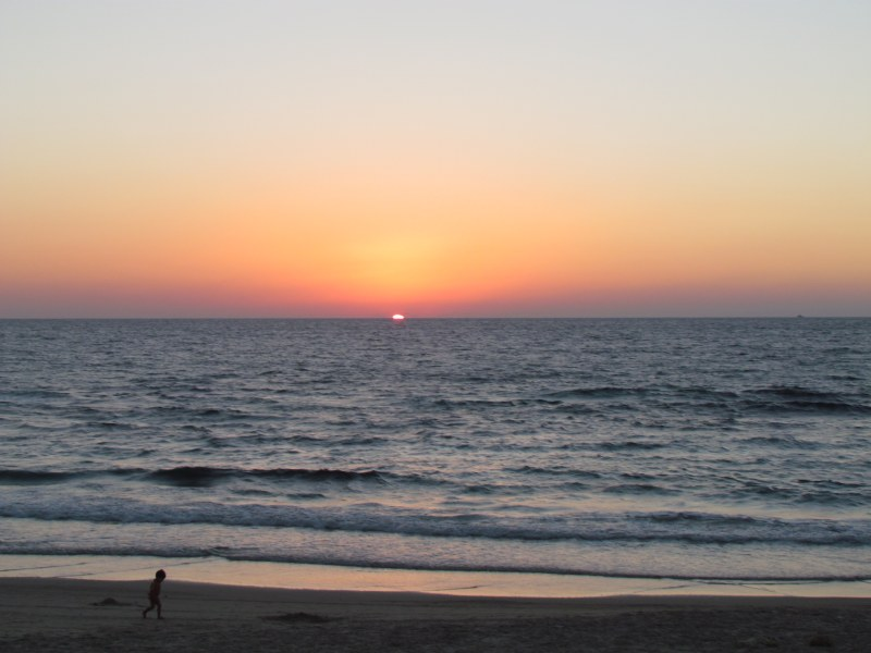 With The Sun Setting Over The Summer, There Are Loads Of Events In Israel In October Making The Most Of The Last Summer Heat