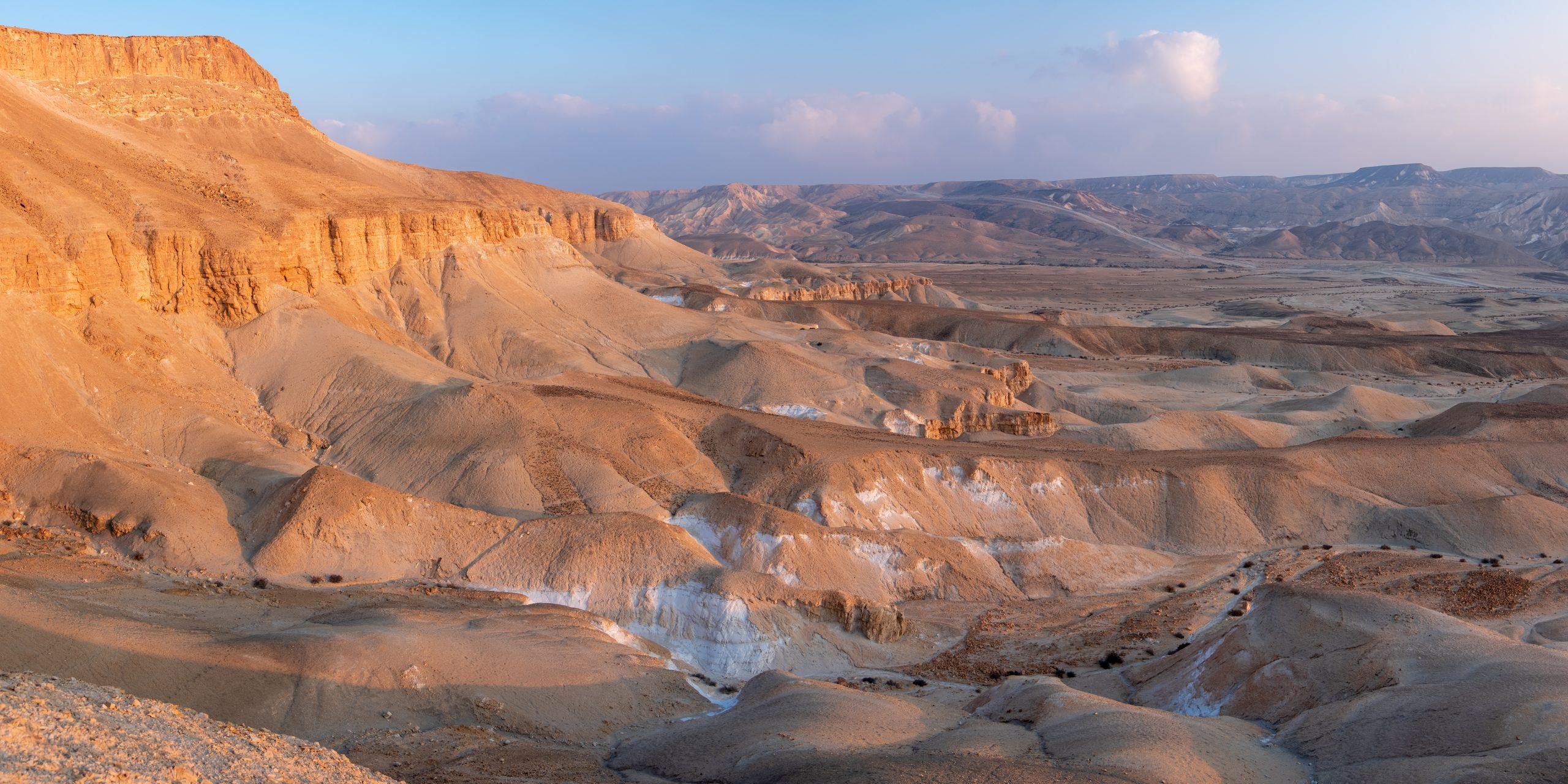 Atv Desert Buggies In The Negev2