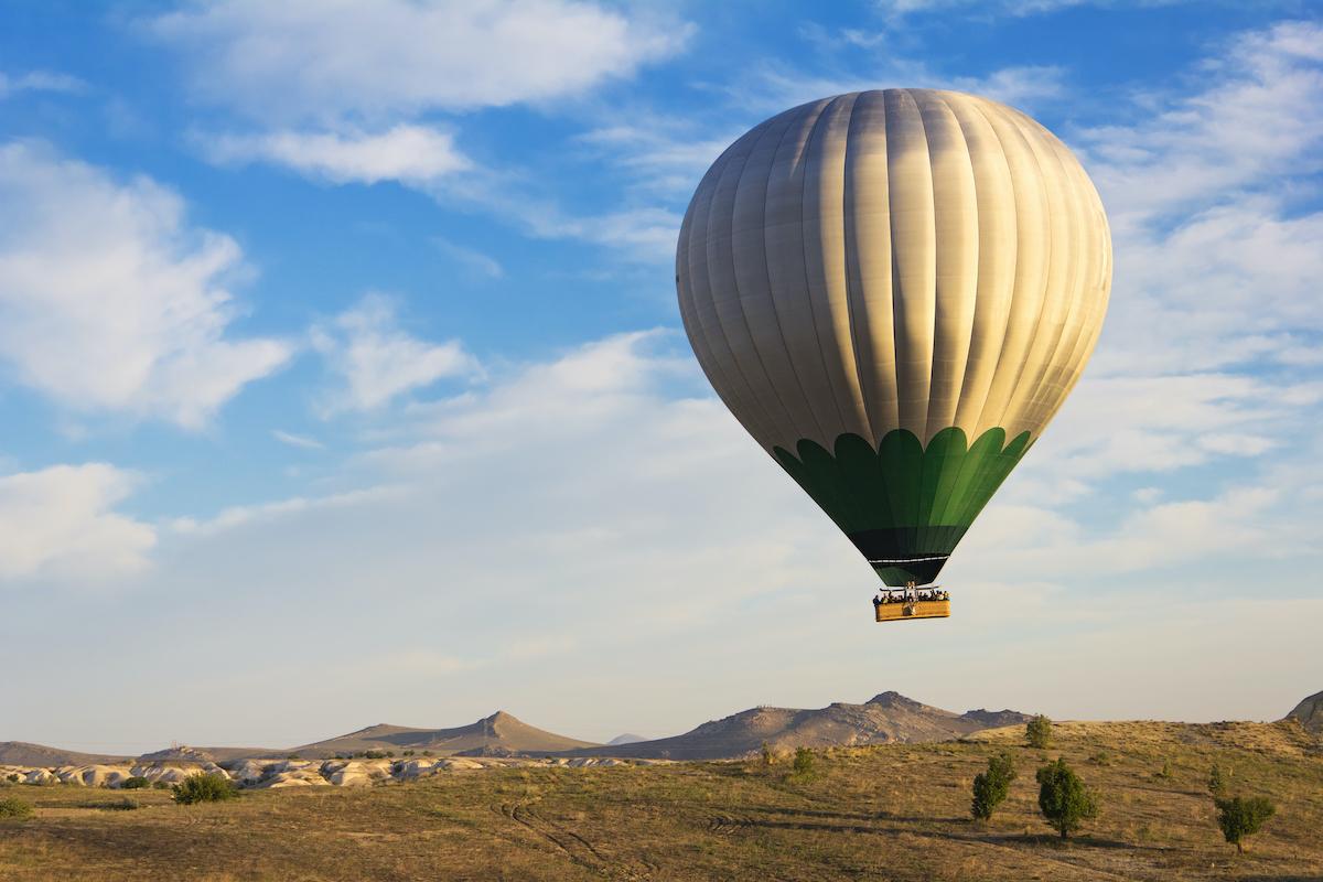 Hot Air Balloon Flight In Northern Israel3