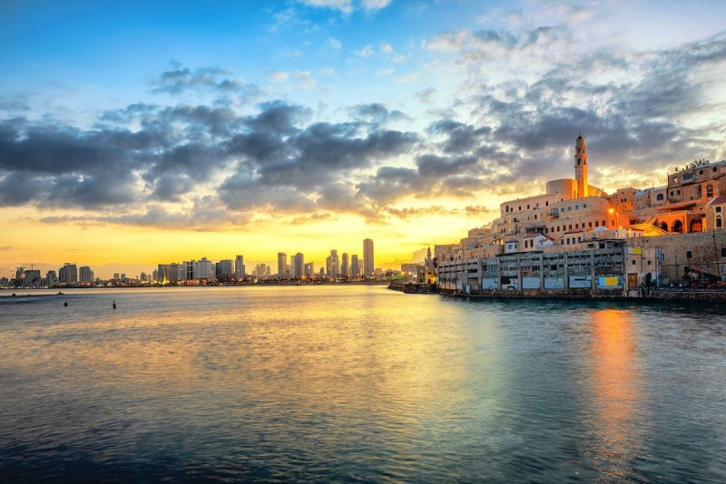 Old Jaffa Night Tour 1