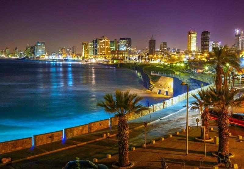 Old Jaffa Night Tour 3