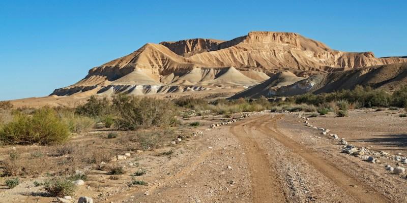 Negev Desert Jeep Tours & Safaris3