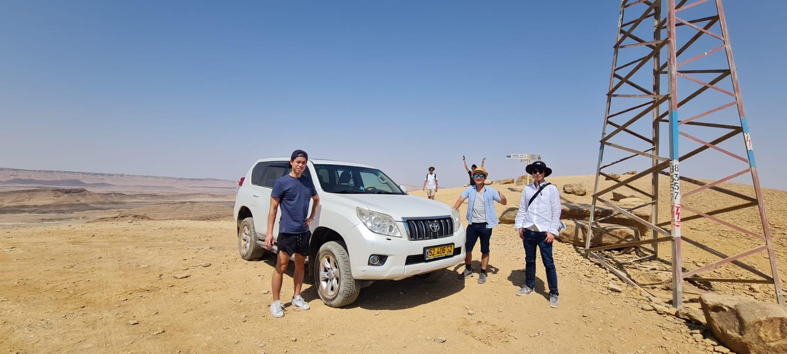 Negev Desert Jeep Tours & Safaris_2