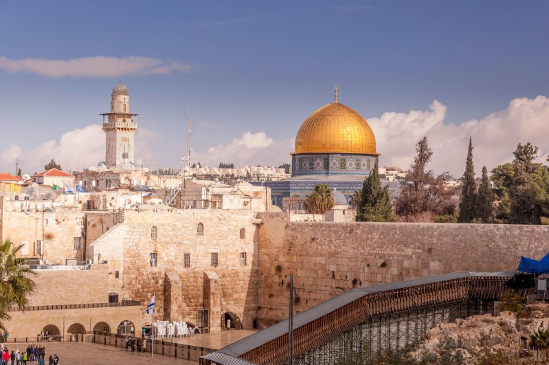 8 Day Israel Tour Package7