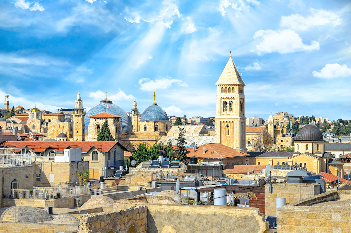 9 Day Christian Holy Land Israel Tour2