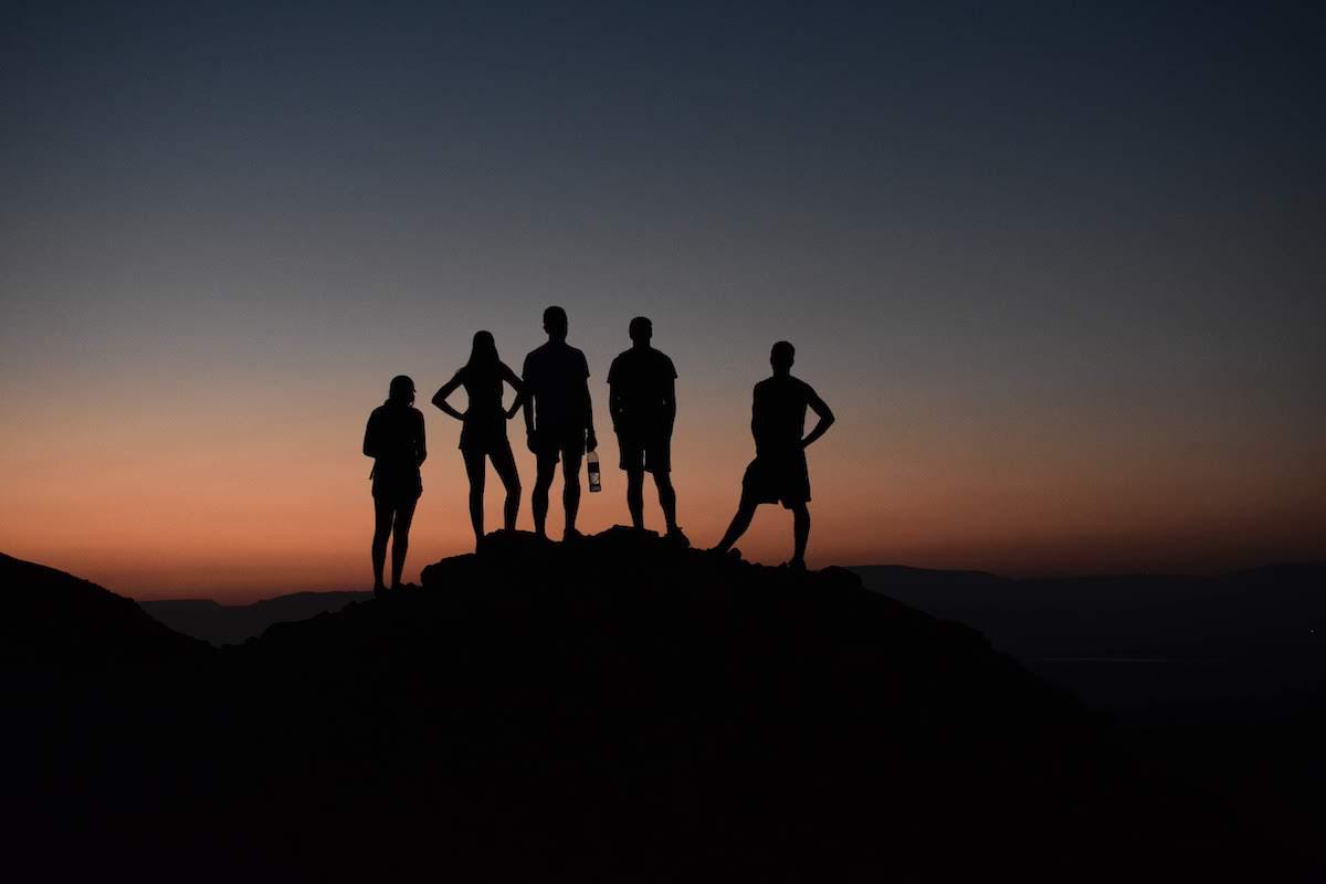 Masada Sunrise Yoga, Ein Gedi Oasis, And Dead Sea Wellness Experience Tour5