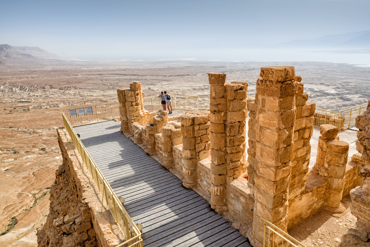 Masada And Dead Sea Tour 7