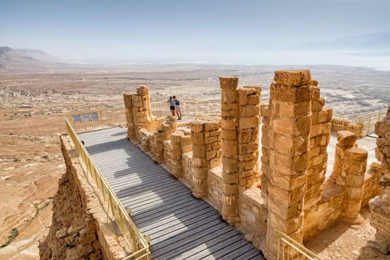 Masada And Dead Sea Tour 7