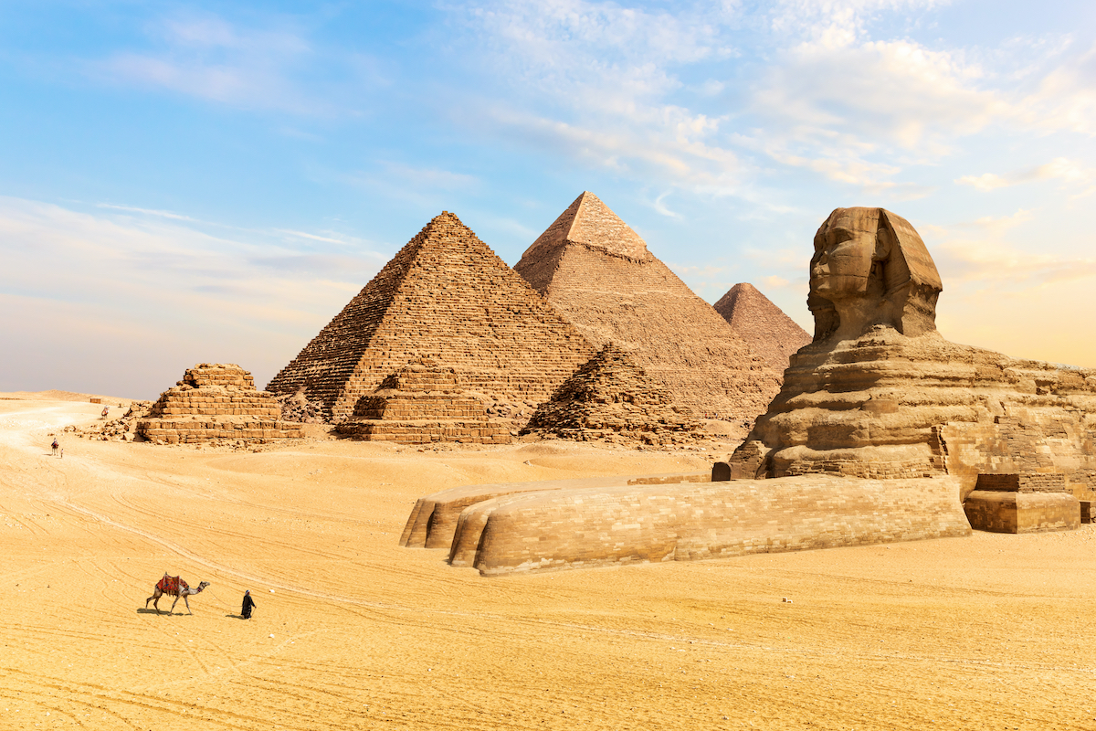 Cairo Tour From Eilat Or Tel Aviv - 1 Day 5