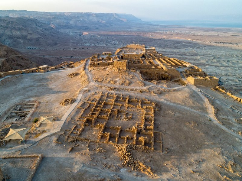 Masada, Ein Gedi, And Dead Sea Tour From Eilat - 1 Day Private Tour