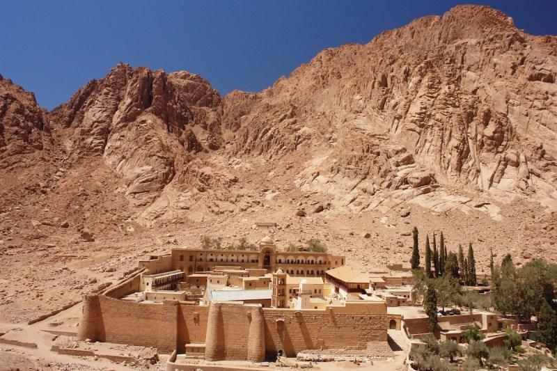 Mount Sinai & Saint Catherine Tour From Eilat Or Tel Aviv 2