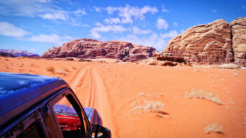 Petra And Wadi Rum 3 Day Tour From Tel Aviv And Jerusalem 1