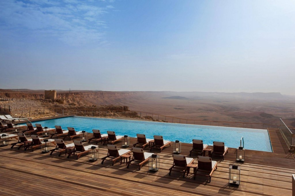 Best Hotels in the Negev - Beresheet Hotel
