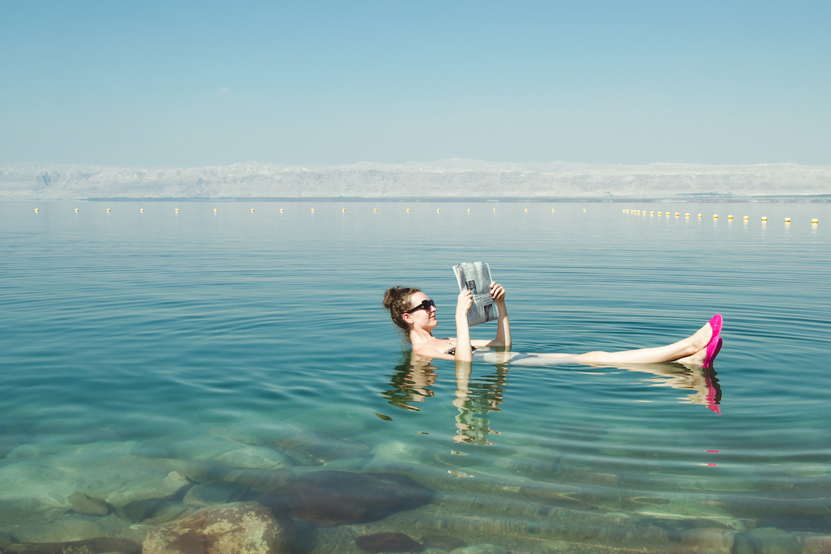 Dead Sea Shuttle Tour From Eilat With Spa 4