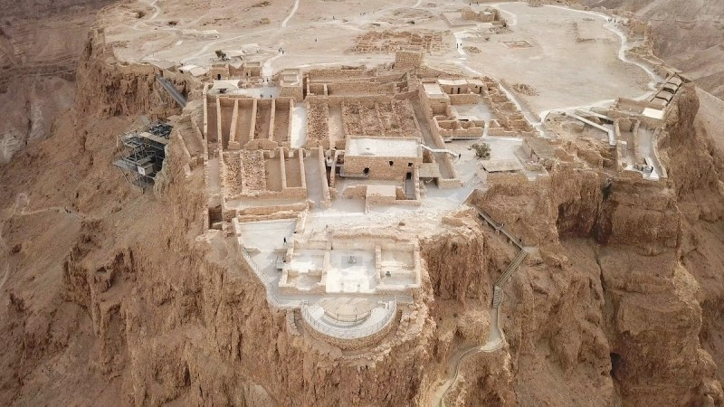 Private Masada, Ein Gedi And Dead Sea Tour 7