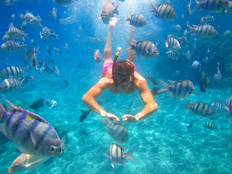 Red Canyon Hike And Eilat Snorkeling Adventure Tour 7