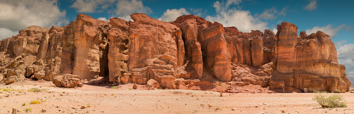 Timna Park And Desert Kibbutz Agriculture Tour From Eilat 3