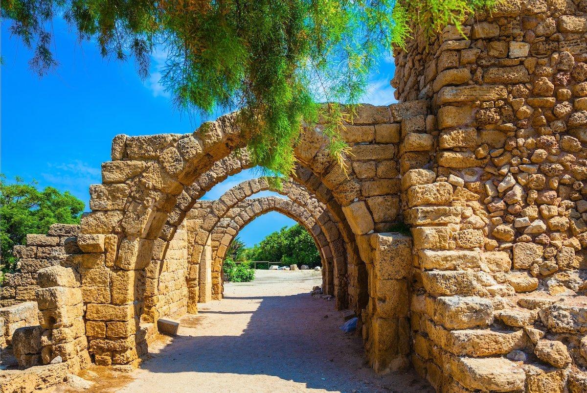 Caesarea, Haifa, Rosh Hanikra And Akko Tour 4